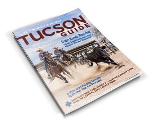 Cover of Tucson Guide